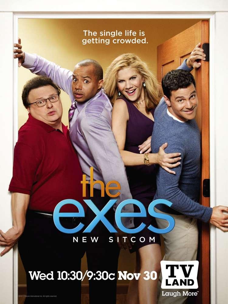 The Exes | S 01-02-03 avi | S03E01-E20