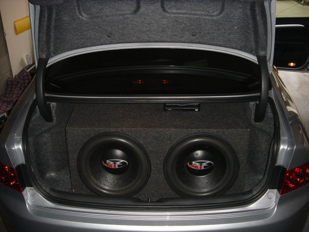 EDU: Installing subwoofers in the TSX [who still has 56k?] - AcuraZine - Acura Enthusiast Community