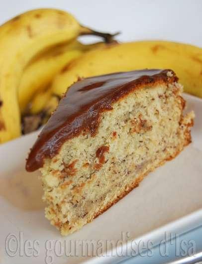 Gateau Avec Morceau De Banane Secrets Culinaires G Teaux