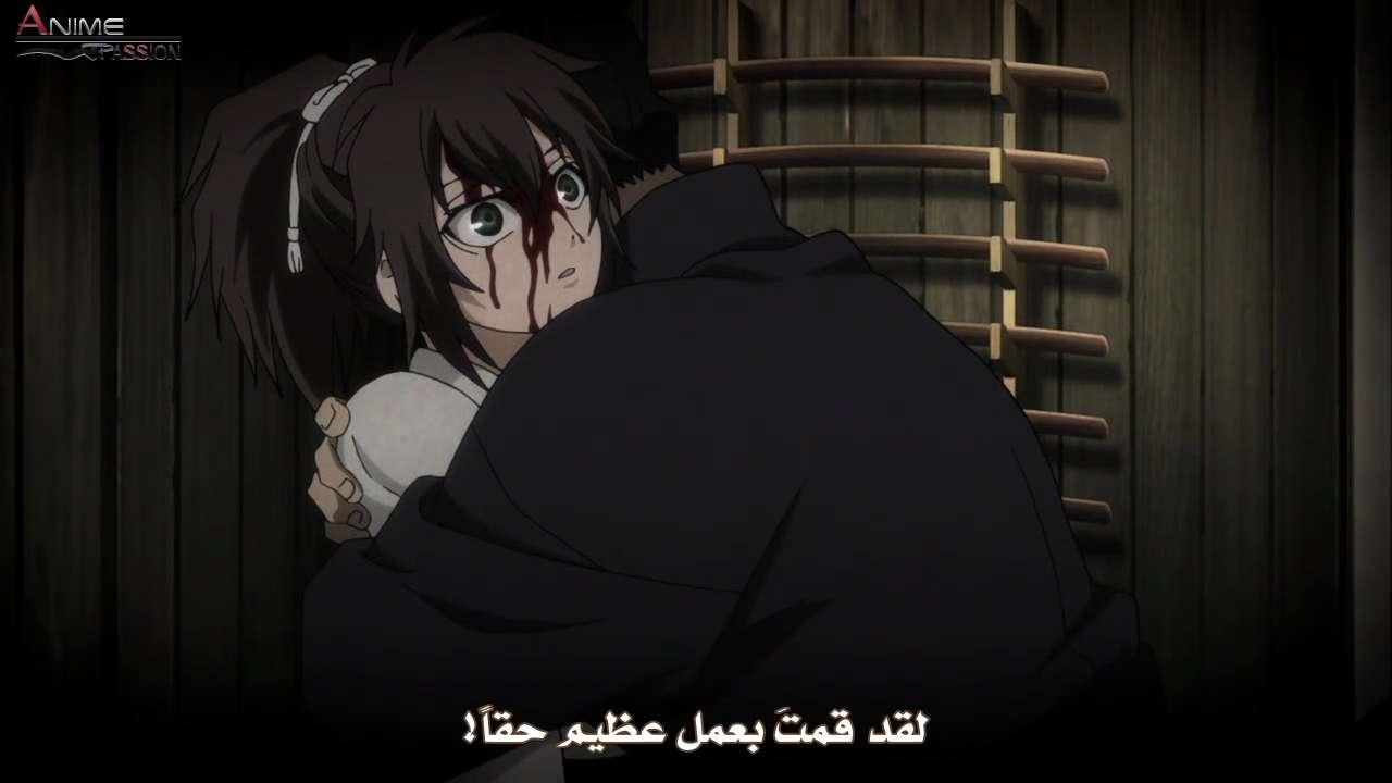 [Anime Passion] يقدم الحلقة الرابعة من الأنمي Hakuouki Reimeiroku hakuouki18.png