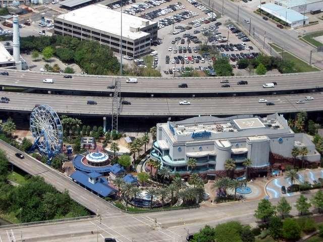 Review Of Downtown Aquarium Houston Downtown Aquarium