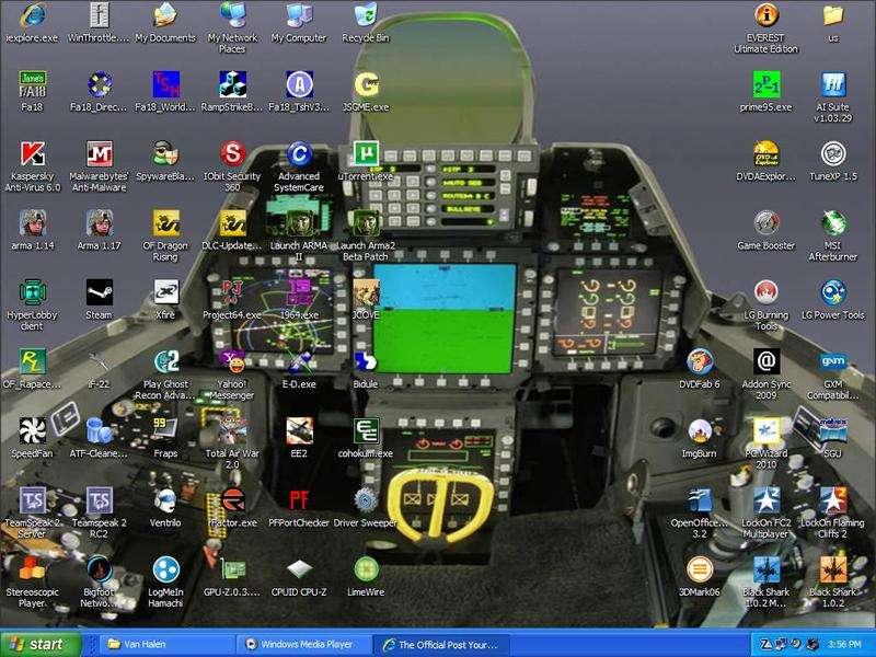 Go Back   Galler...F 22 Cockpit
